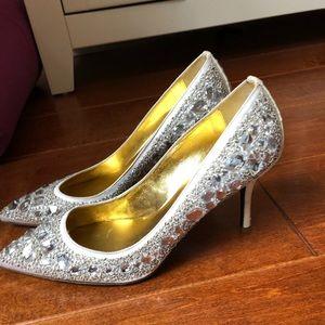 Donald Pliner fancy heels